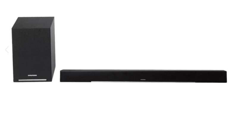 Grundig FineArts MR 8000 Soundbar für 143,95€ inkl. Versand (statt 180€)