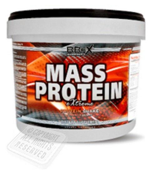 2,27kg BBeX Mass Protein eXtreme Chocolate für 17,24€ (statt 24€) – MHD 20.11.2020!