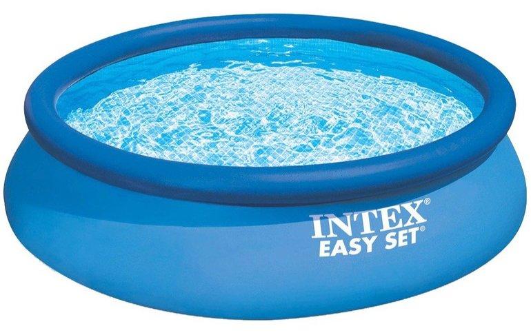 Intex Easy Set Swimming Pool (ohne Pumpe) für 23,59€ inkl. Versand