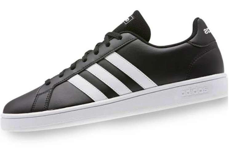 Adidas Grand Court Base Herren Sneaker für 24,48€ (statt 41€) - Creators Club!