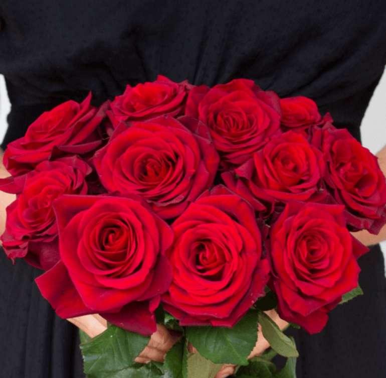 33 Red Naomi Rosen mit XXL Blütenkopf für 26,98€ inkl. Versand (statt 40€)