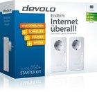 Devolo dLAN 650+ Starter Kit für 71,20€ inkl. Versand (statt 91€)