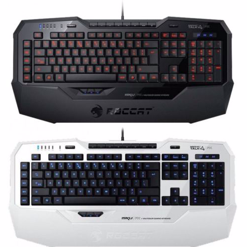 Roccat Isku FX Multicolor Gaming Keyboard für 55€ inkl. Versand (statt 62€)