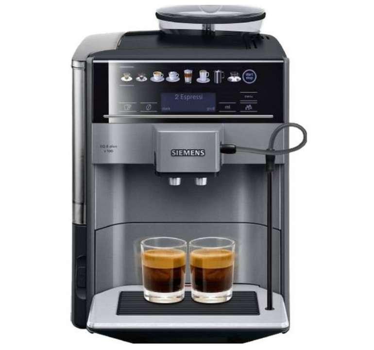 Siemens TE TE651509DE EQ.6 Plus S100 Kaffeevollautomat für 588€ inkl. Versand (statt 679€)