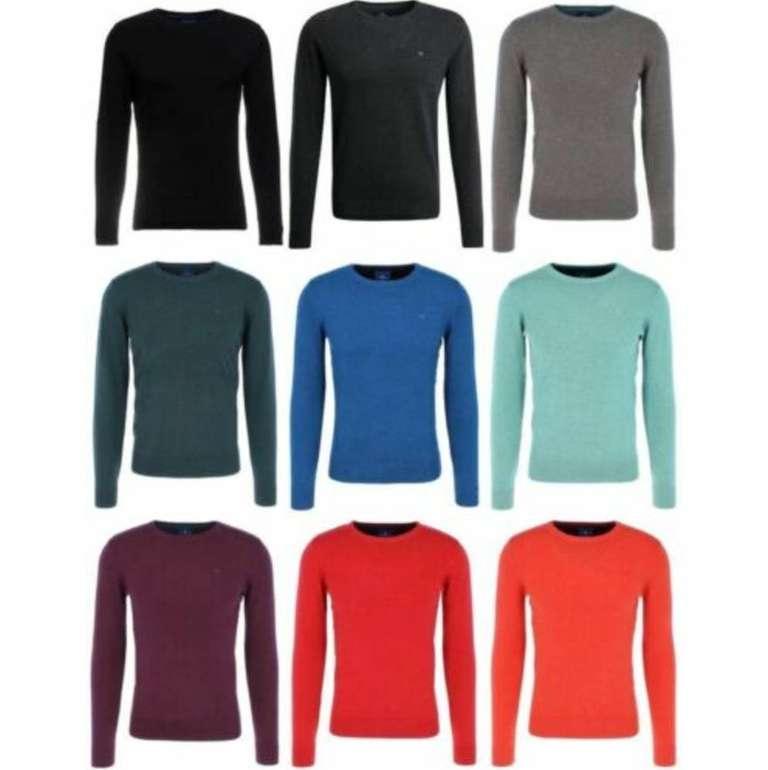 Tom Tailor Herren Basic Sweater 100% Baumwolle für 19,99€ inkl. Versand