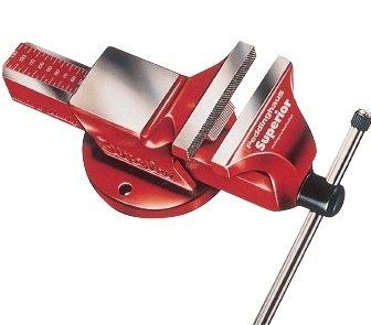 Ridgid Schraubstock Superior Modell 140 für 128,95€ inkl. Versand (statt 182€)