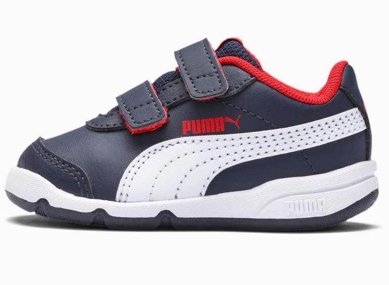 Puma Stepfleex 2 SL Kinder Sneaker (Größe 19 bis 27) in 2 Farben für je 16,80€ inkl. Versand (statt 21€)