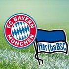Free-TV: 20:15 Uhr - Bundesliga live im ZDF mit FC Bayern München – Hertha BSC - (Hinweis!)