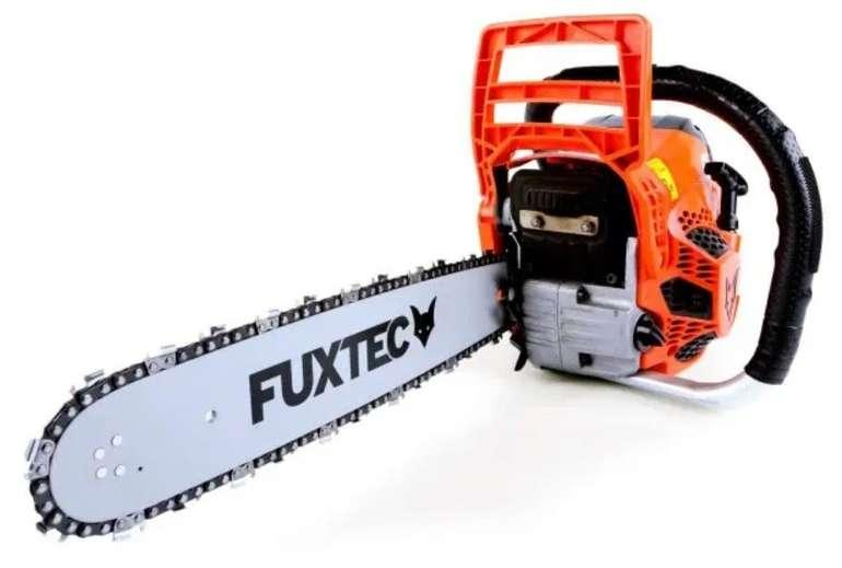 Fuxtec FX-KS146 Benzin Kettensäge für 69€ inkl. Versand (statt 99€)