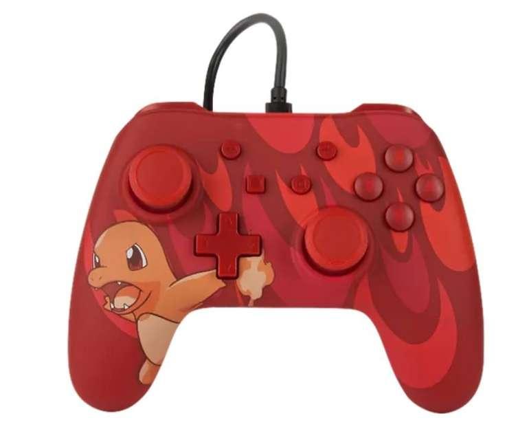 Nintendo Switch Wired Controller im Pokemon Glumanda Style für 17,98€ inkl. Versand (statt 24€)