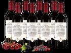 8 Flaschen Château Haut-Pourjac Bordeaux für 39€ inkl. Versand