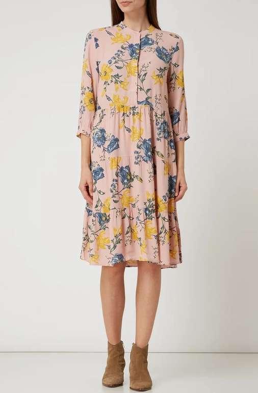 Jake*s Collection Kleid mit floralem Muster für 38,49€ inkl. Versand (statt 70€)