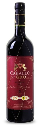 "12 Flaschen ""Caballo d'Oro - Tempranillo Reserva"" nur 59,88€ inkl. Versand"