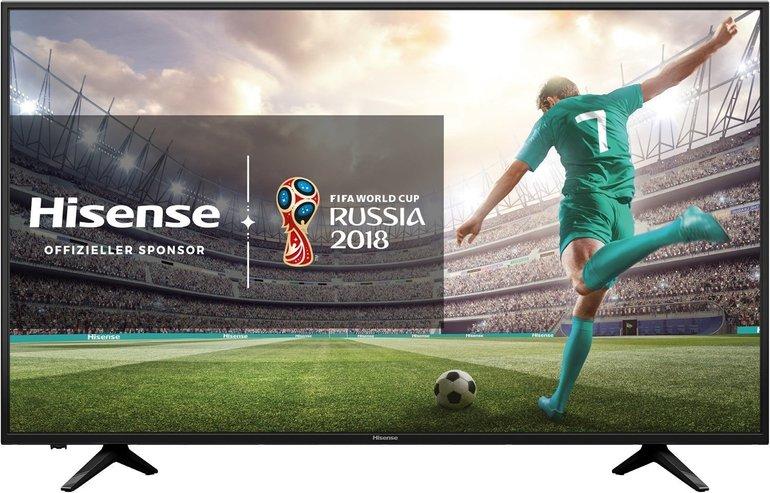 Hisense H65A6100 Smart TV mit 65 Zoll UHD Bildschirm für 777€ inkl. Versand