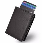 Lebexy Leder Kreditkartenetui mit RFID-Schutz für 6,96€ inkl. Prime Versand