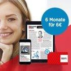 6 Monate WirtschaftsWoche Digital für 6€ - Nur Studenten! (statt 65,94€)