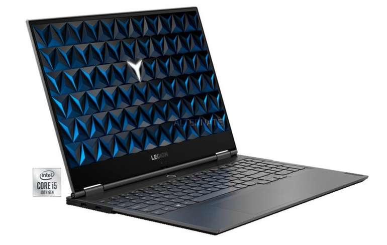 """Lenovo Legion Y740S-15IMH (81YX000WGE)  i5-10300H Vierkern-Prozessor, 16 GB DDR4-Arbeitsspeicher, 512 GB - 15,6"""" Notebook für 805,99€ inkl. Versand (statt 999€)"""