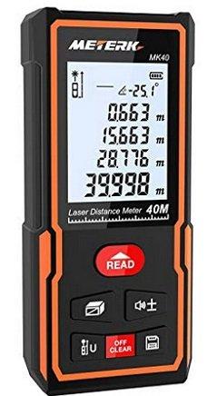2 Meterk Produkte günstiger dank Gutschein - z.B. Laser-Entfernungsmesser 17,59€