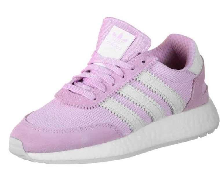 adidas Originals I-5923 Boost Damen Sneaker D96619 in pink für 28,19€ inkl. Versand (statt 53€)