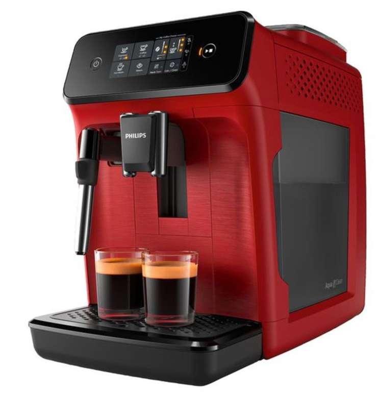 """Philips Kaffeevollautomat """"EP1222/00"""" (1.8L, Milchaufschäumer) für 217,26€ inkl. Versand (statt 232€)"""
