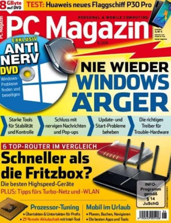 PC Magazin Classic DVD XXL im Jahresabo für 19,95€ (statt 78,60€)