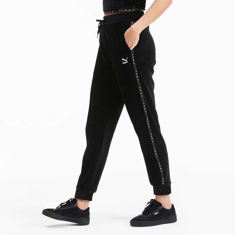 Puma Damen Hose aus Velours für 50,65€ inkl. Versand (statt 63€)