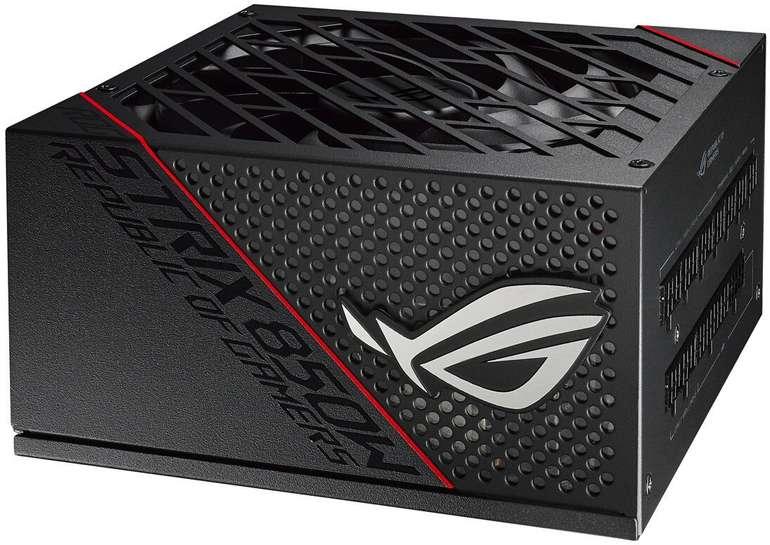 Asus ROG Strix 850G PC-Netzteil für 135,94€ inkl. Versand (statt 160€)