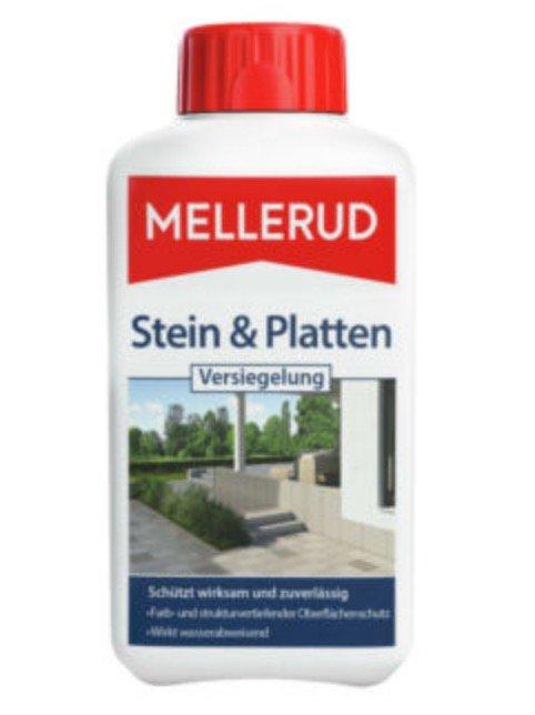 10x 0,5 Liter Mellerud Stein & Platten Versiegelung (insgesamt 5 Liter) für 19,99€ inkl. Versand (statt 54€)