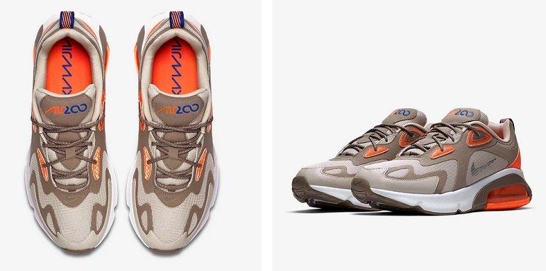 Nike Air Max 200 Winter Herren Sneaker 2