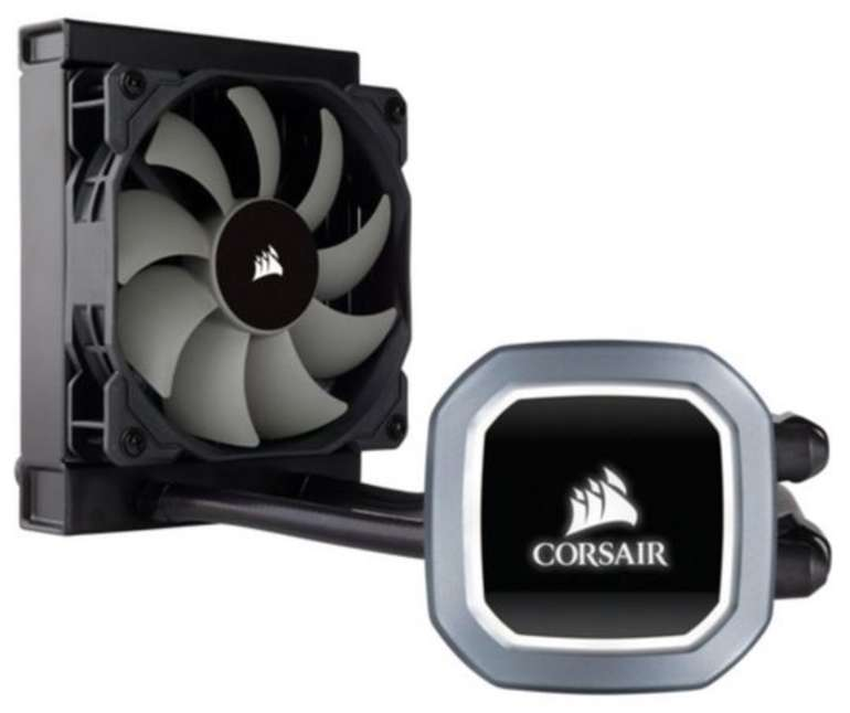 "Corsair CPU Kühler ""Hydro Series H60 2018"" für 63,94€ inkl. Versand (statt 79€)"