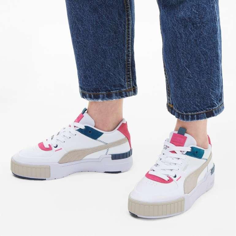 Puma Cali Sport Mix Damen Sneaker für 34,08€ inkl. Versand (statt 64€)