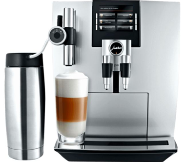 Kaffee-Highlights bei Saturn - z.B. Jura Impressa J90 TFT Aroma+ Automat zu 999€
