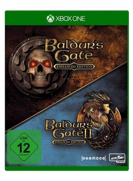Baldur's Gate: Enhanced Edition & Baldur's Gate II: Enhanced Edition (PS4, Xbox One) für je 24,82€ inkl. Versand