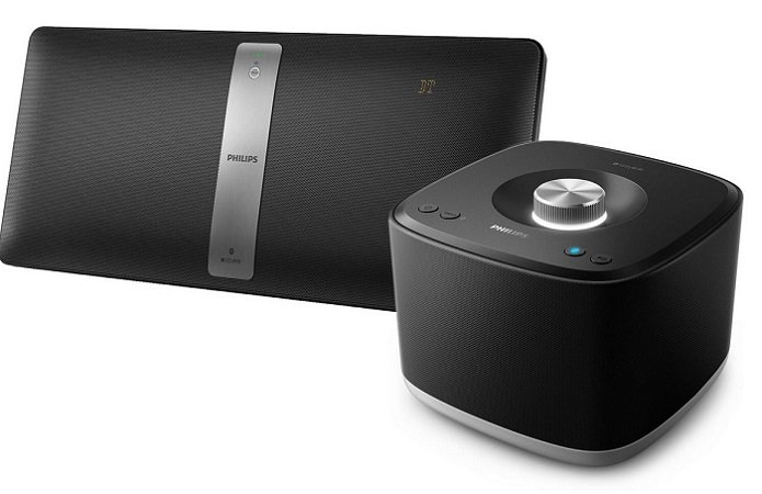 Philips izzy Multiroom-Musiksystem BM50 + BM5 für 155,90€ (statt 255€)