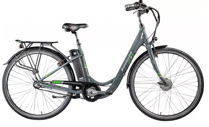 Zündapp E-Bike City Z510 (28 Zoll, 3-Gang) für 799,00€ inkl. Versand (statt 949€)