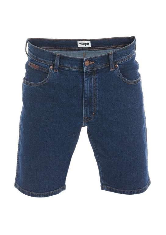 Wrangler Herren Jeans Short Texas für je 29,95€ inkl. Versand (statt 40€)