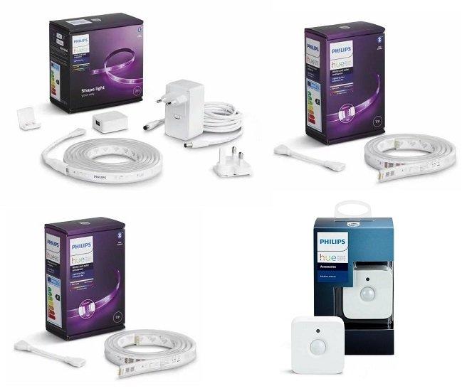 Philips Hue Lightstrip 2m Basis-Set 2