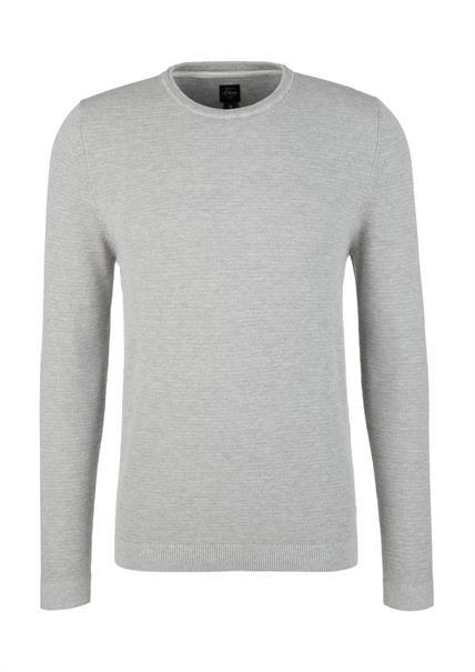 s.Oliver Herren Pullover Strick-Pullover für 21,39€ (statt 29€)