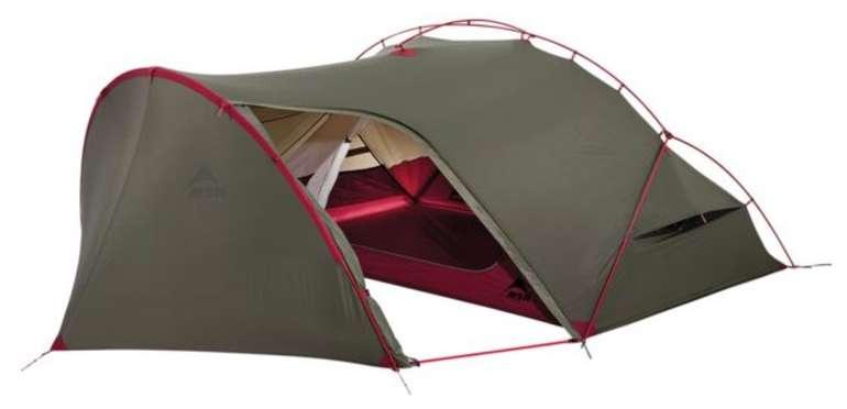 MSR Hubba Tour 2 - 2 Personen Trekking-Zelt mit Vorzelt für 300€ inkl. Versand (statt 429€)
