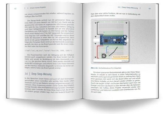 Franzis Maker Kit für Smart Home - Mach's einfach