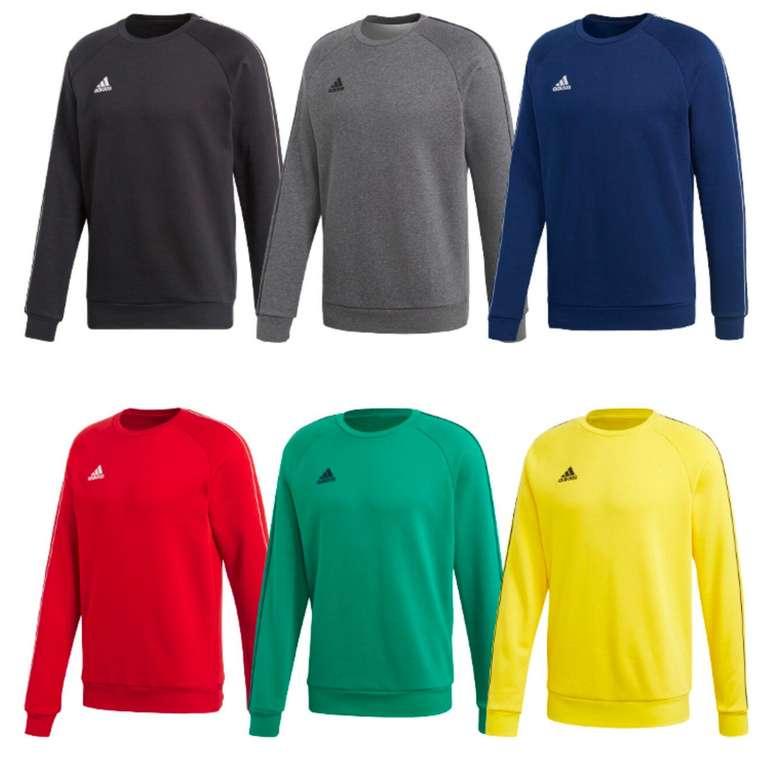 Adidas Performance Core 18 Herren-Sweatshirt für 19,95€ inkl. Versand (statt 25€)