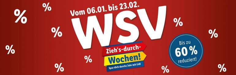 LIDL Winterschlussverkauf bis 60% + VSKfrei ab 30€, z.B.…