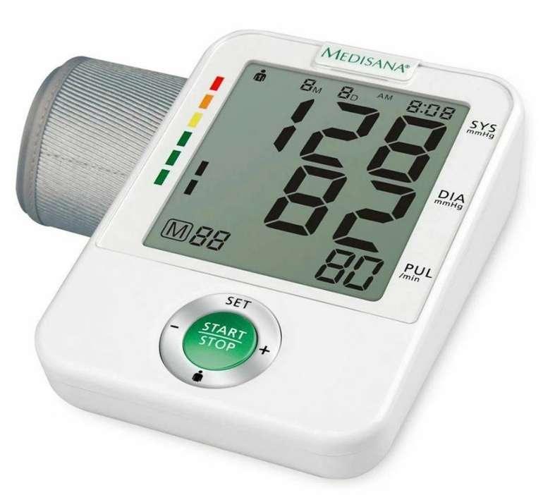 "Medisana ""BU A50"" Oberarm-Blutdruckmessgerät für 25,90€ inkl. Versand (statt 39€)"