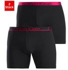 Calvin Klein Boxer Cotton-ID in schwarz (2er-Pack) für 17,99€ inkl. Versand (statt 27€)