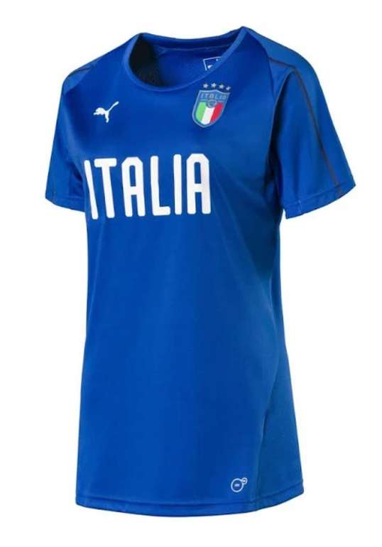 Puma Trainingstrikot 'Italia' für Damen zu 14,63€ inkl. Versand (statt 28€)