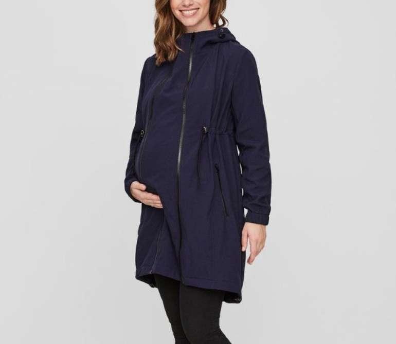 20% Rabatt auf Mode bei babymarkt - z.B. mamalicious Softsthell-Tragemantel Mlshella für 79,99€ inkl. Versand