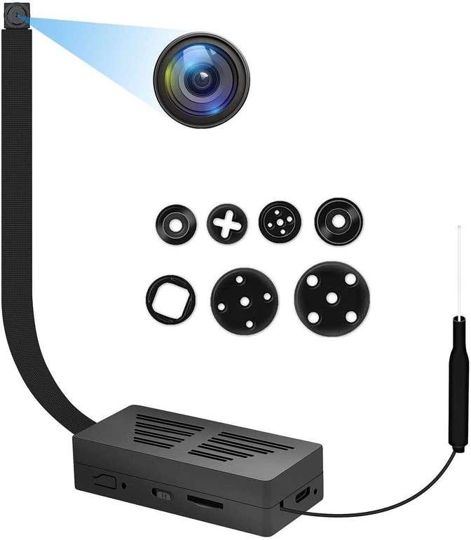 Amyway 1080P Mini IP Überwachungskamera für 25,27€ inkl. Versand (statt 40€)