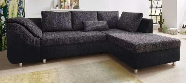 Collection AB Ecksofa mit Bettfunktion und Bettkasten für 424,99€ inkl. Versand (statt 500€)