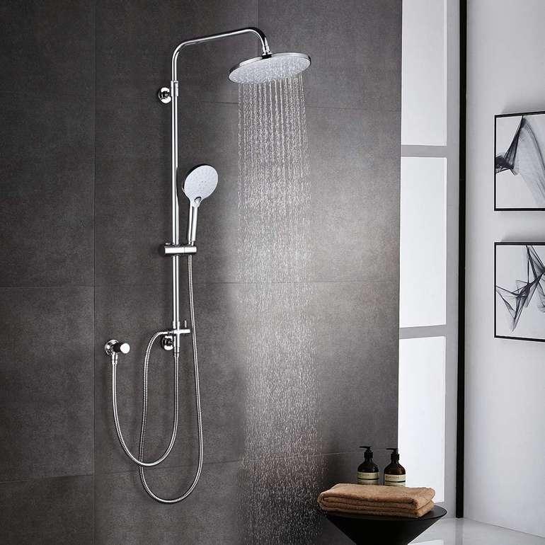 Arcora Duschsystem mit Regendusche für 43,49€ inkl. Versand (statt 87€)