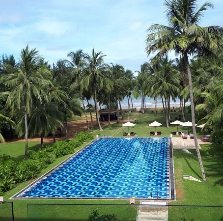 Sri Lanka: 2 Wochen im top 5* Hotel inkl. Halbpension, Transfer + Flüge ab 880€ p.P.